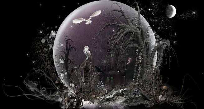 GOTHIC FAIRY DUST COLLECTION by VaLeNtInE-DeViAnT