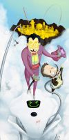 It's back to Superjail by Desolee