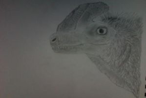 Guanlong Sketch by alpaca2