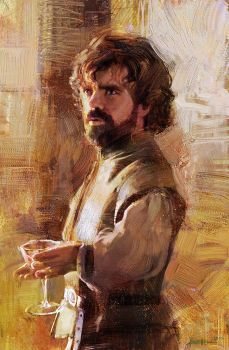 Tyrion Lannister by Rmusiclife