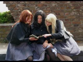 Harry Potter-The Black-Sisters by Jealles