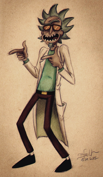 Cool Rick by Efalt