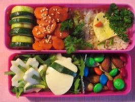 Bento! by FeathersNoir