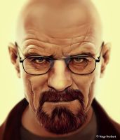 Walter White by norbface