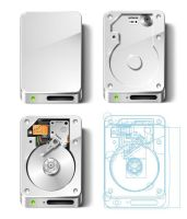 NX11 Hard Disks by MazeNL77