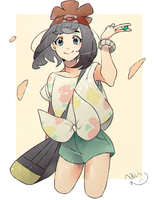 pokemon sun and moon by hercium