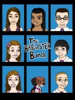 Brewster Bunch by SyntheticPlatypus