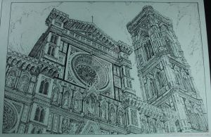 Florence Cathedral by TamTamZ