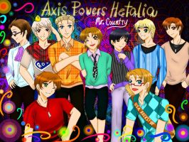 APH : Mr. Country by kahochanlenkunlovers