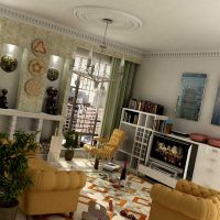 Livingroom 02 new style by tancute