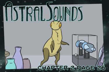AstralSounds Chapter 2 Page 26 (Preview) by The-Snowlion