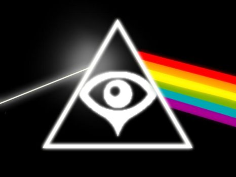 Illuminati Prism by JefferCrack