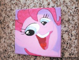 Pinkie Pie Smile by Marcoon1305