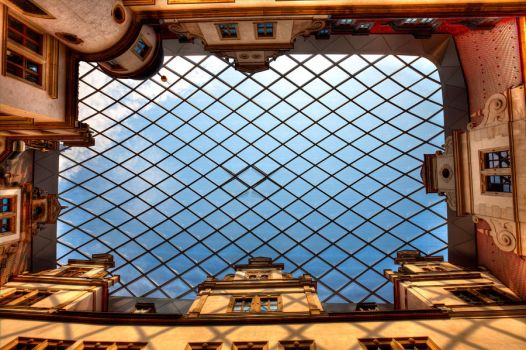 Criss Cross - Dresden, Germany by shhhhh-art