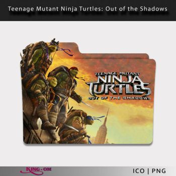Teenage Mutant Ninja Turtles - Out of the Shadows by king-om
