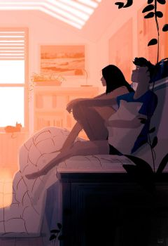 And then the sun came up. by PascalCampion