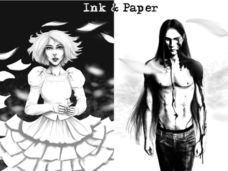 Ink and Paper by litsiu