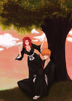 Ichigo and Kirei (Contest Entry) by mmidori31