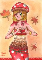 Autumn Lucky Charm by Elythe