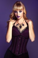 Violet Allure by Kendra-Paige