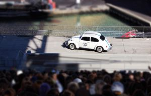Herbie tilt shift by raHunterB