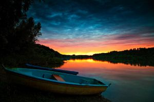 Boats II by penner2000