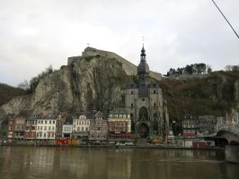 The Citadel-City of Dinant by kanyiko