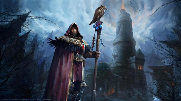 Medivh, the Last Guardian by Mr--Jack