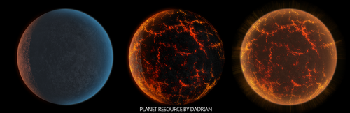 Planet Resource by dadrian