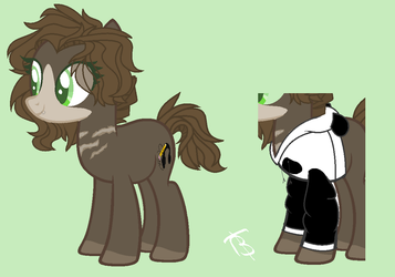 Mlp: Redesign Request by BlackTempestBrony