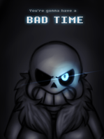 .: Bad Time :. by Chocoecaramell