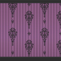 Simple Gothic (purple) by Rosemoji