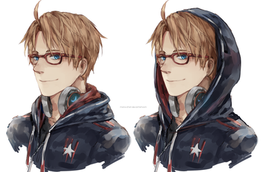 Hoodie~ by Mano-chan
