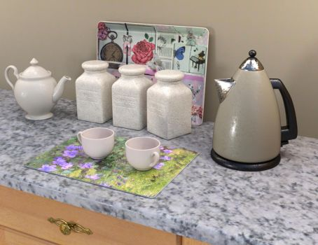Tea for two by john-reilly