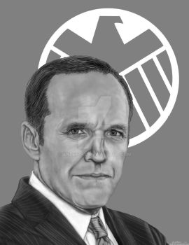 Coulson Lives! by andepoul