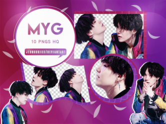 PNG Pack|Yoongi (BTS) by jeongukiss