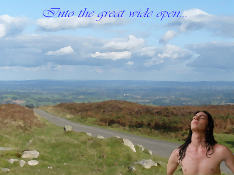 Into the great wide open by lilylaura