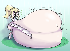 Lillie's Punishment (Pokemon WG Story)