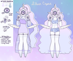 January adopt - Silver Crystal [closed] by hello-planet-chan
