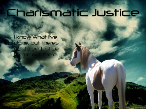 Charismatic Justice by BarnBum247