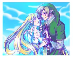 Zelink- Our Destiny by Nardhwen