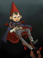 The Unknown - Over the Garden wall by Automail-Junkie