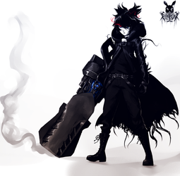 A brs-inspired character... by Elsiikun