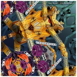 Genetic Meccano 2 by Direct2Brain