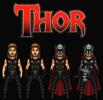 The Mighty Thor (New Earth) by Nova20X