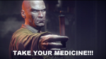 Take your medicine!!! by Keeneye47