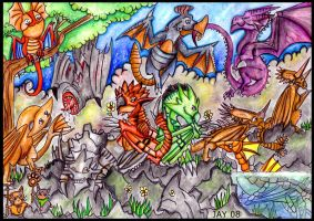 Monster Hunter Chaos by Hobsyllwin18