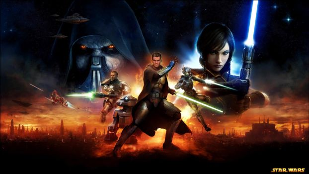 Star Wars The Old Republic by Gelvuun