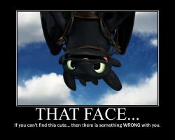 THAT FACE... by 6SeaCat9
