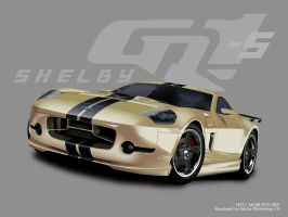 shelby GR1-S by mobleyart